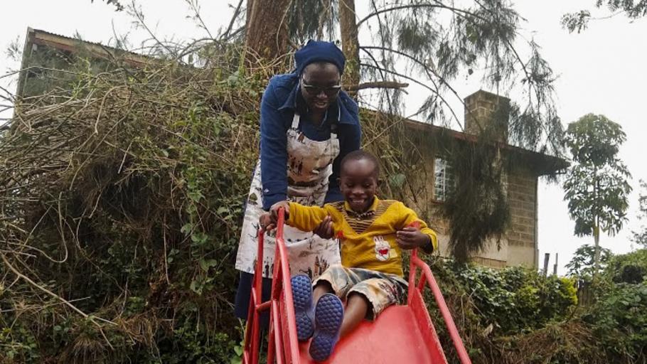 Envole toi ! : Soutien à des enfants handicapés