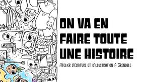 On va en faire toute une histoire : Une fabrique à histoires pour enfants à Grenoble