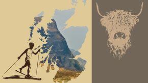Traversée des Highlands en Ski-roue : Des ski à roulettes pour traverser les Highlands