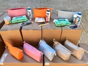 Kit d'hygiène pour SDF : Des kits d'hygiènes pour les plus fragiles