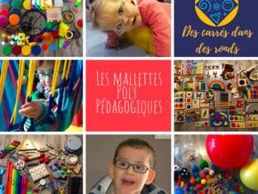 Les mallettes Poly'Pédagogiques  : Prêt de matériel pédagogique - POLYHANDICAP