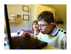 Equipons des élèves handicapés isolés : L'informatique au secours d'élèves handicapés