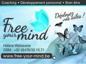 Free Your Mind : Prenez soin de vous