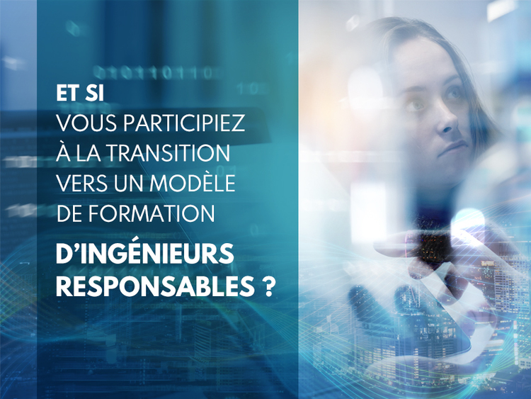 L'INSA PREPARE LE MONDE D'APRES : Ingénieur.e INSA, philosophe en action