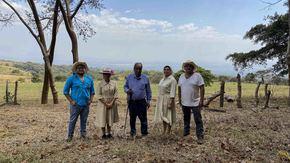 Reconstruire après le volcan Fuego : Reloger après l'éruption volcanique au Guatemala