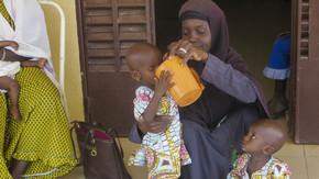 Résiste.... : Freiner la contagion au Burkina Faso