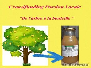 Un coup de pouce pour Passion Locale : Un presse-agrumes pour faire du bon sirop maison!
