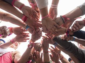 Cœur de Rustine, challenge solidaire : Relevons le défi contre le cancer !