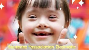 Je soutiens l'association Zicomatic : Apporter du bonheur à des personnes handicapées