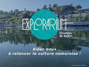 Redécouvrir Namur... et la culture ! : Participez au lancement d'un événement culturel