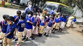 Tous à l'école à Bengalore  : Favoriser l'éducation dans les bidonvilles
