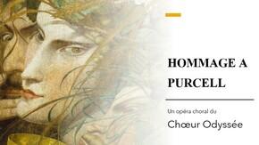 Un Opera Choral du Choeur Odyssée  : Hommage à Purcell - Une aventure unique en Drôme