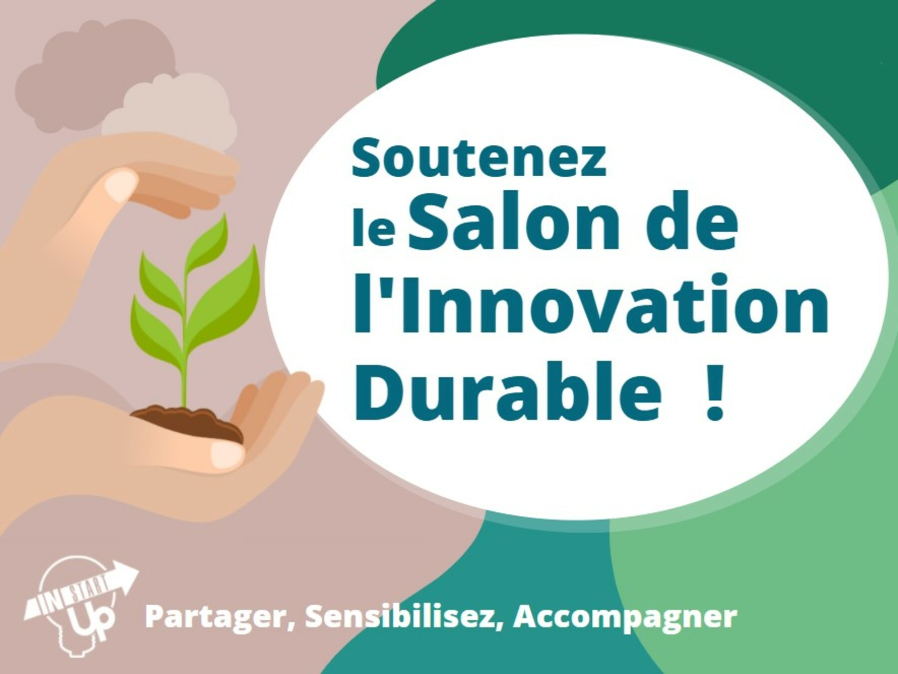 Salon de l'Innovation Durable : Innover pour un monde durable, notre challenge !