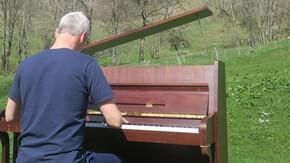 Un piano en montagne : randonnées-concerts en montagne