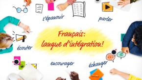 Français : langue d'intégration! :  Apprentissage du français et insertion sociale