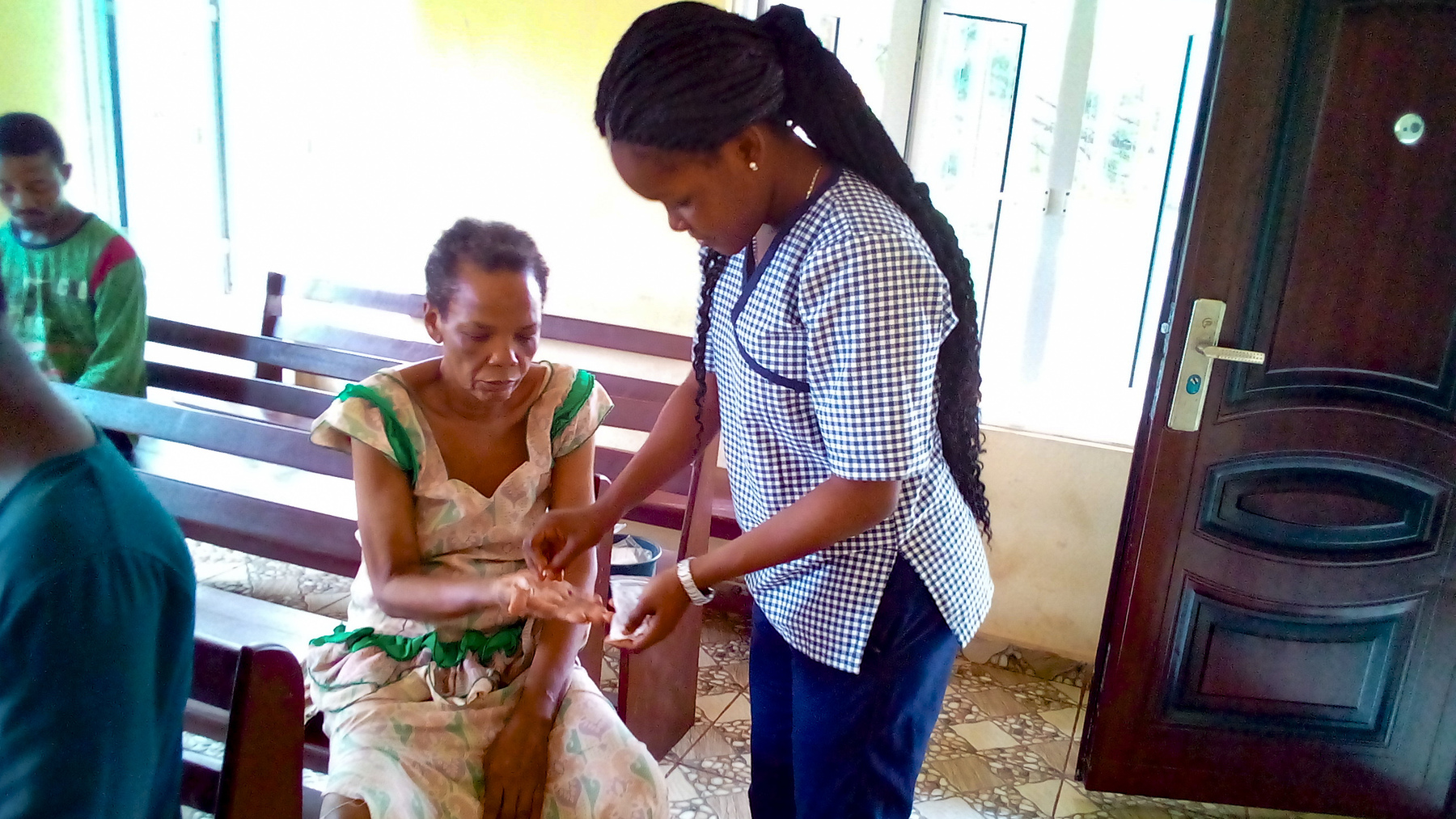 Those people : Mental health care in Nigeria