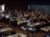Auf dem Parteitag der Rhein-Erft SPD zum Grundsatzprogramm