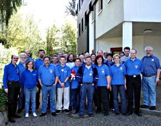Bundesweites Treffen der Websozis in Weilburg