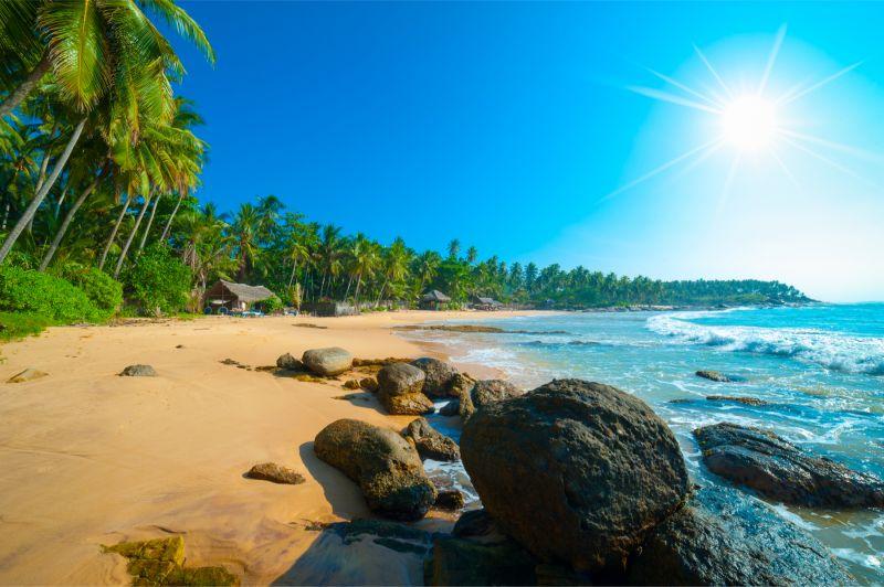 Luxus-Deal in Sri Lanka