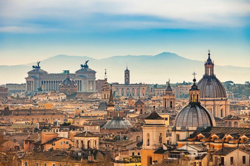 Kurztrip nach Rom