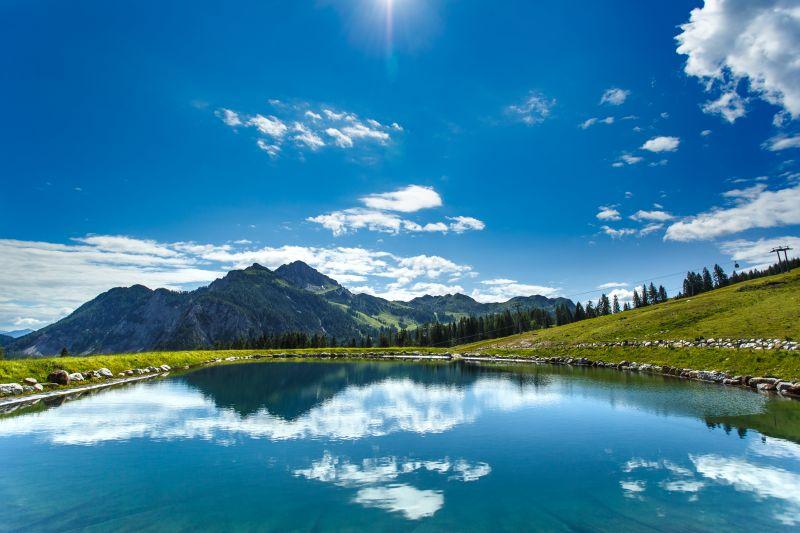 All Inclusive Wochenende in den österreichischen Alpen