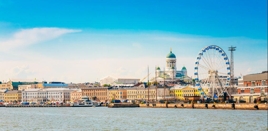 Städtetrip nach Helsinki