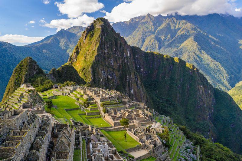 Rundreise durch Südamerika