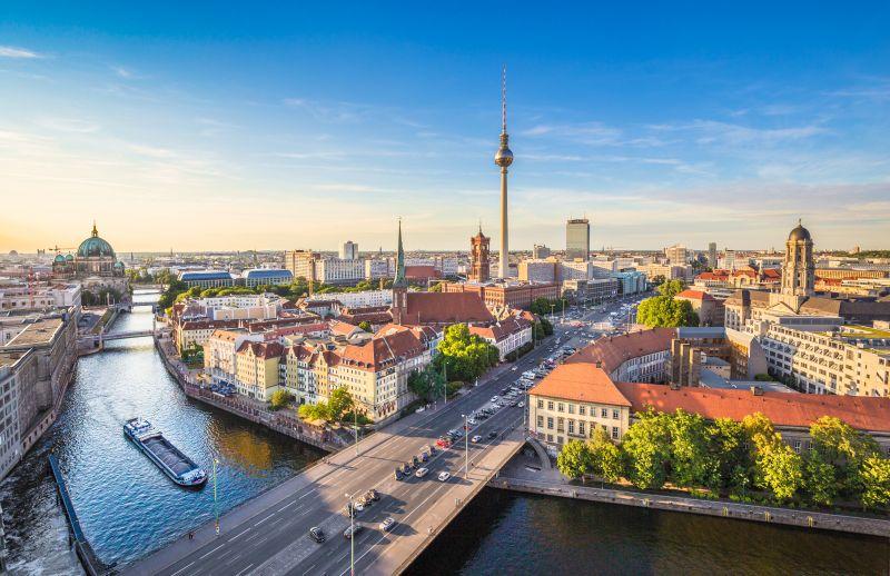 Wochenende in Berlin