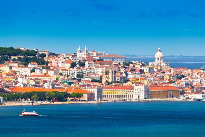 Sightseeing in Lissabon