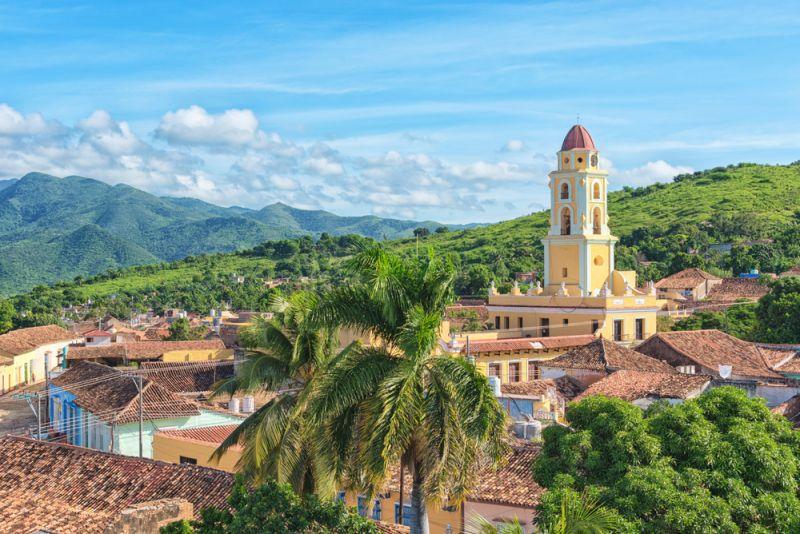 Rundreise über die Insel Kuba