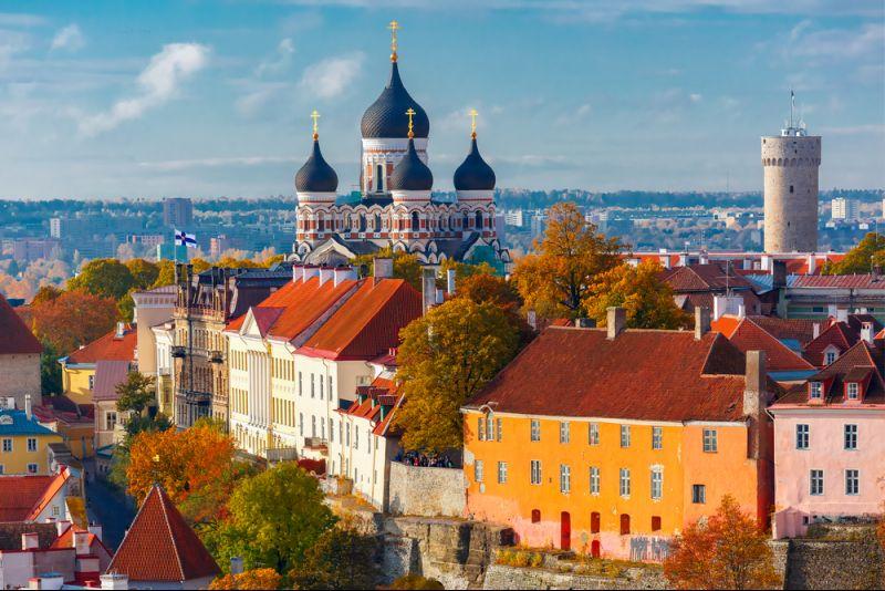 Erkunde Tallinn