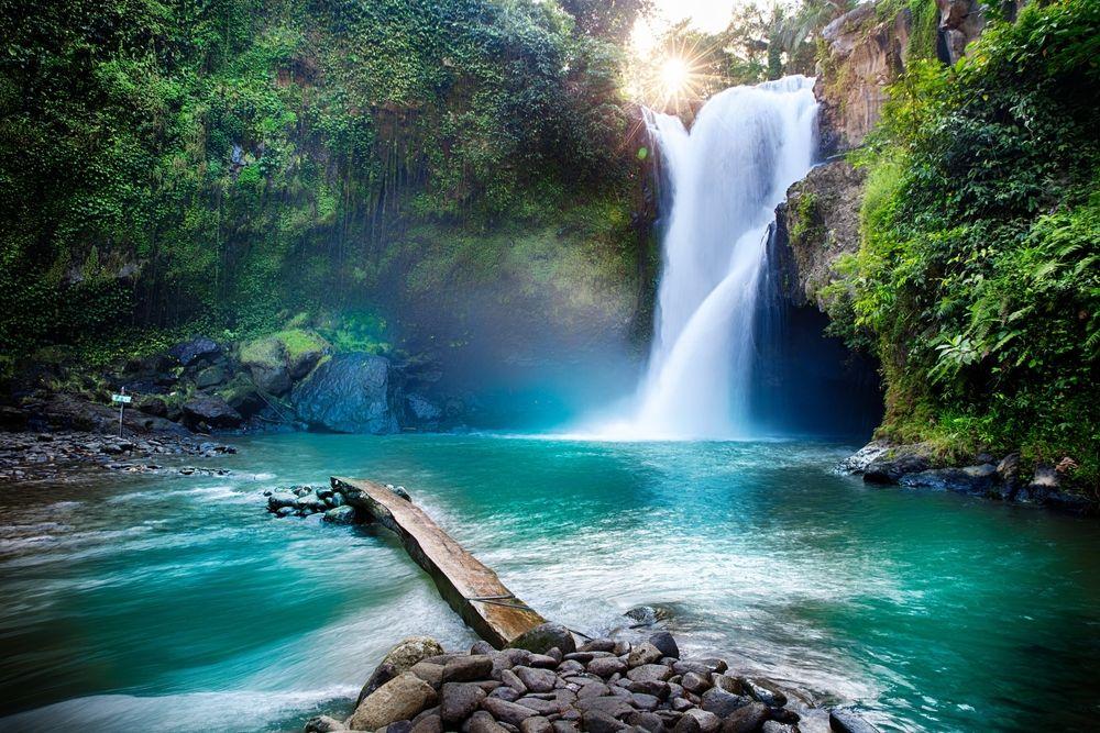 Zur besten Reisezeit nach Bali