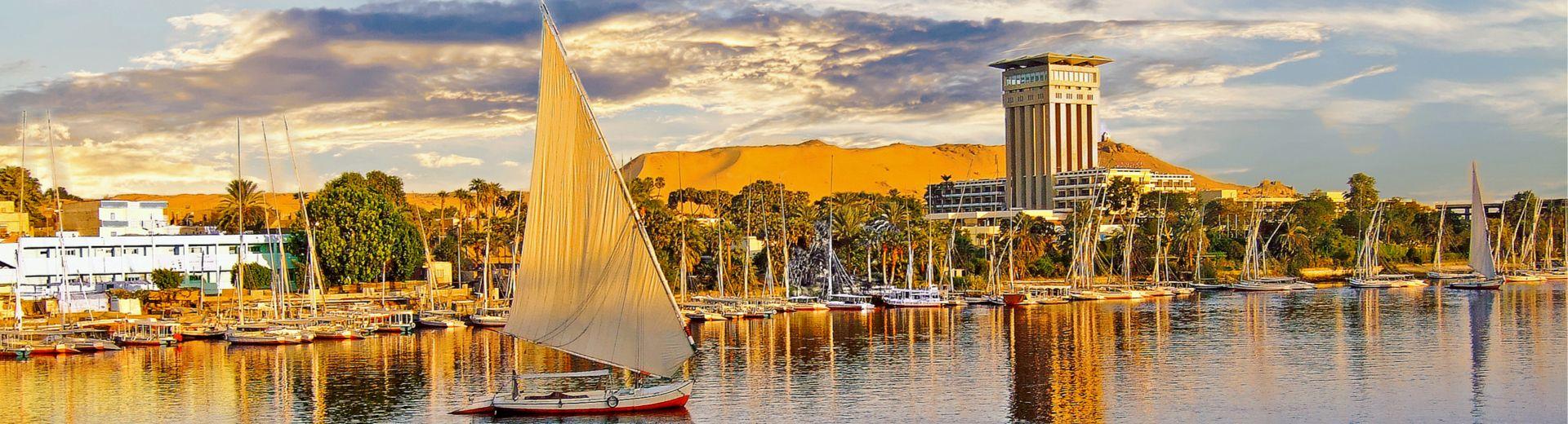Nilkreuzfahrt ab Luxor