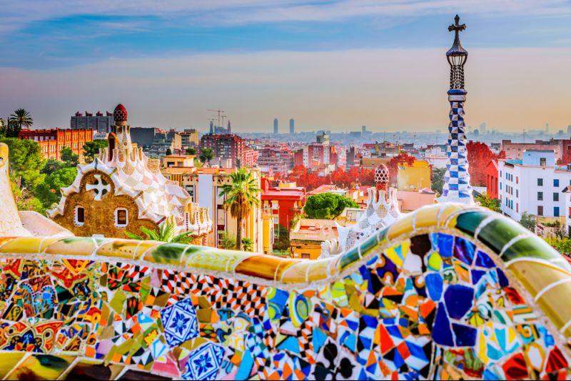 Langes Wochenende in Barcelona