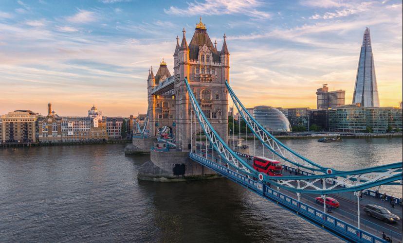 4-Sterne Hotel in Londons bester Lage