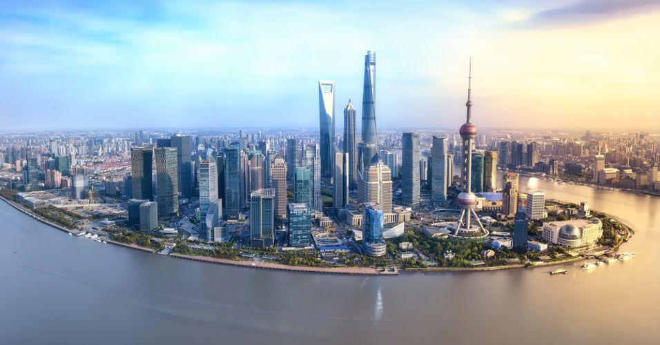 Kreuzfahrt von Shanghai bis Tokio