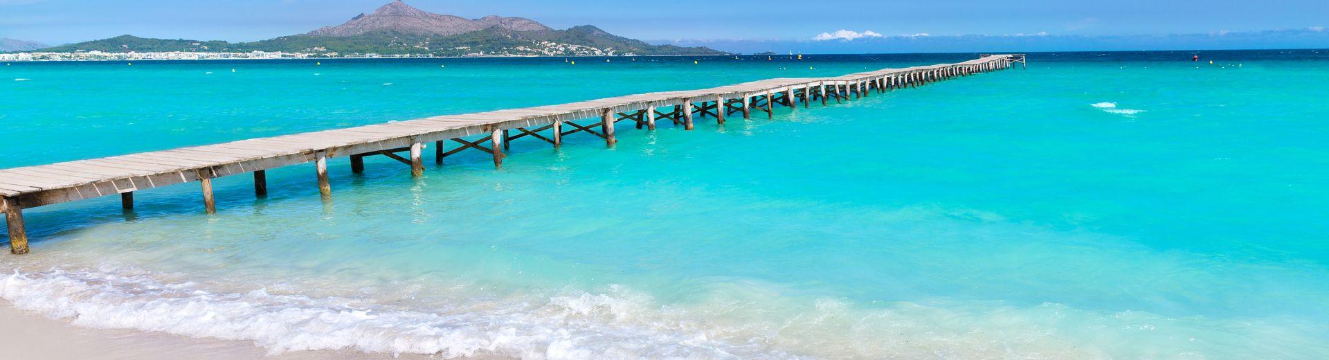 Mallorca im tollen 4-Sterne Hotel
