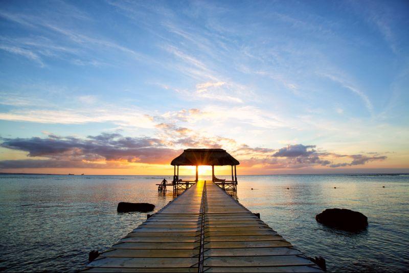 Urlaub im vier Sterne Hotel auf Mauritius