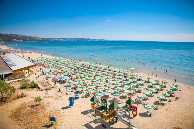 Bulgarien-Urlaub im 4-Sterne Hotel