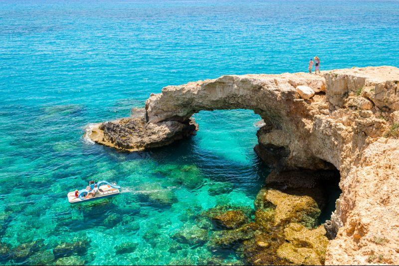 Studio auf Zypern im Sommer