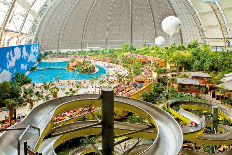 Tropical Island mit 2 Hotelübernachtungen