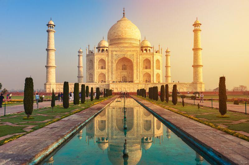 Die Höhepunkte Nordindiens