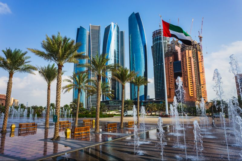 Luxus-Trip nach Abu Dhabi