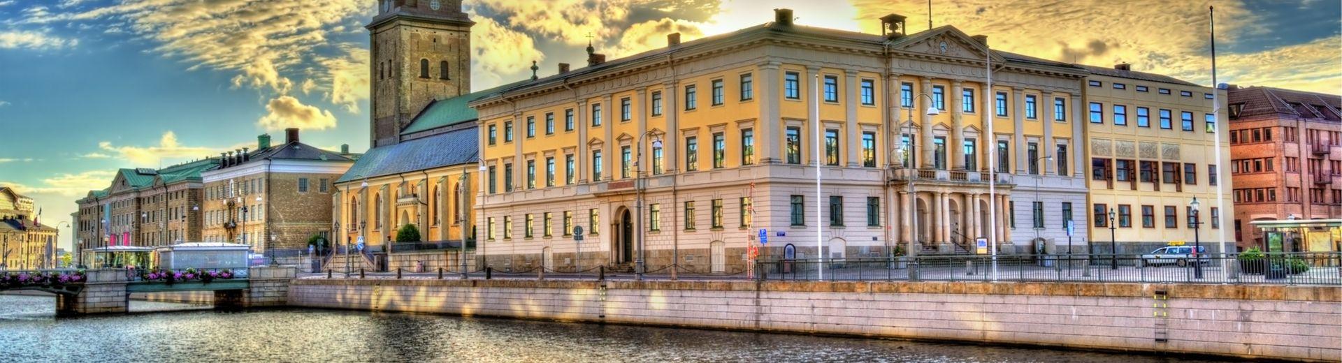 Luxus-Aufenthalt in Göteborg