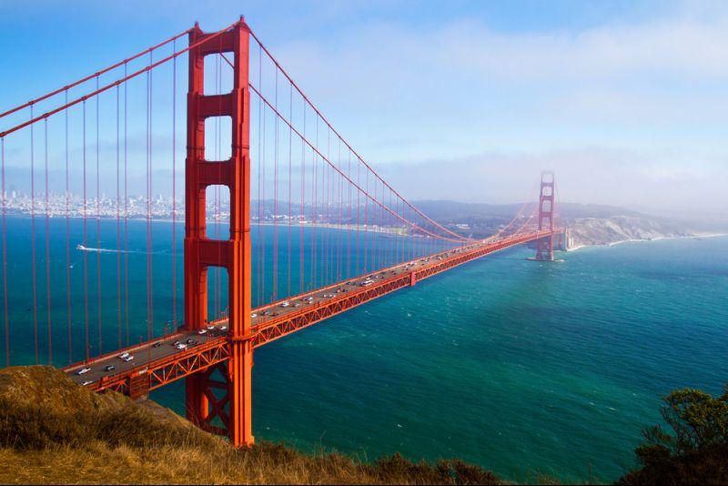 Günstig nach San Francisco