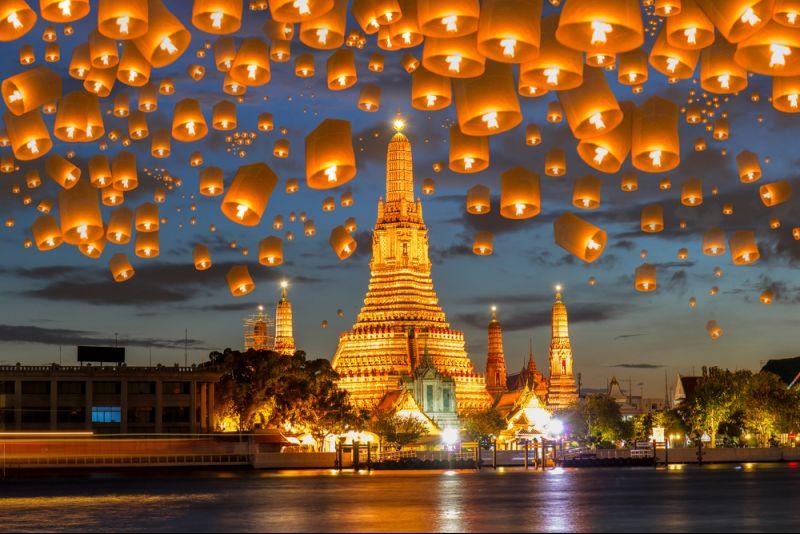 Traumurlaub im 5-Sterne Boutique-Hotel in Bangkok