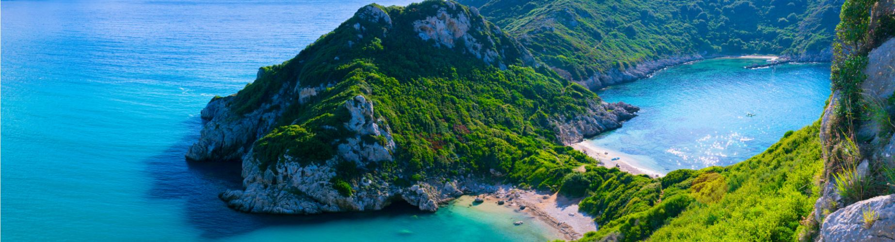 Erlebe 7 Tage Sonne & Strand auf Korfu