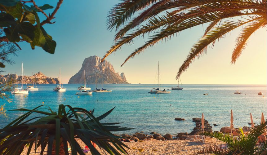 Spätsommer auf Ibiza