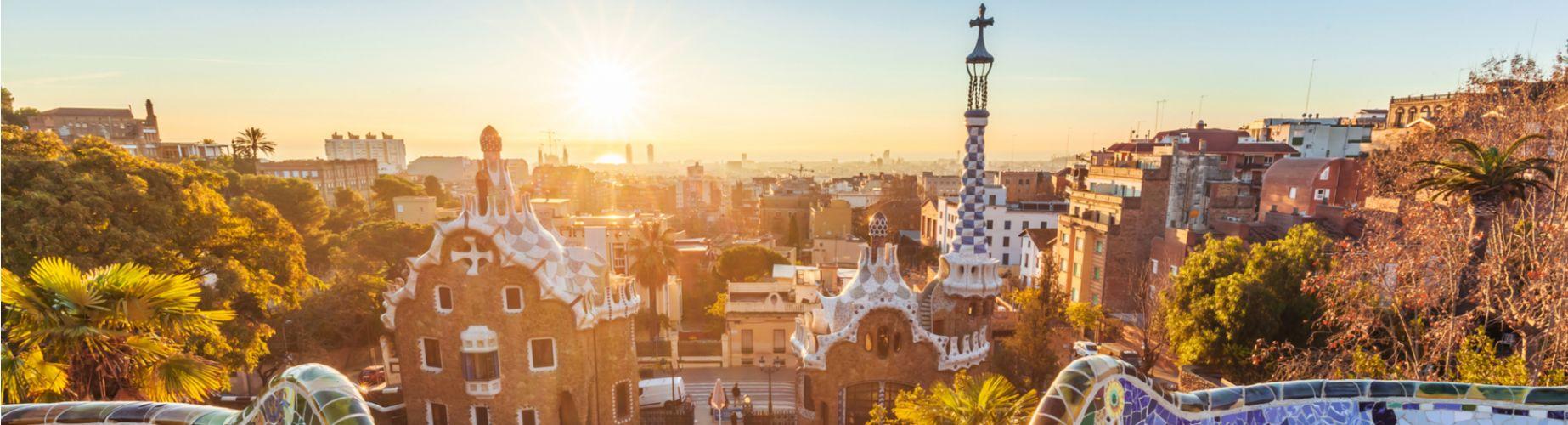 ¡Hola Barcelona! Ab in die katalonische Hauptstadt!