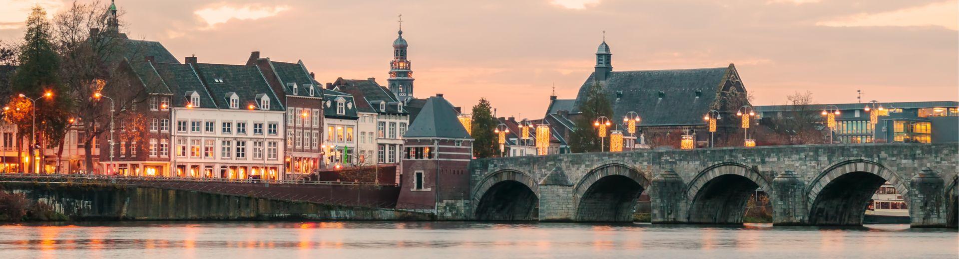 Romantisches Schlosshotel in Maastricht
